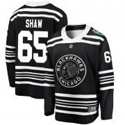 Fanatics Branded Chicago Blackhawks 65 Andrew Shaw Black 2019 Winter Classic Breakaway Men's NHL Jersey